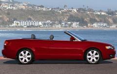 2005 Audi A4 exterior