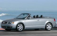 2006 Audi A4 exterior