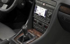 2007 Audi A4 interior