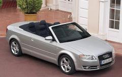 2007 Audi A4 exterior