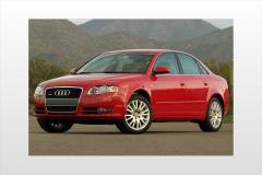 2008 Audi A4 exterior