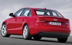 2009 Audi A4 exterior