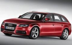 2010 Audi A4 exterior