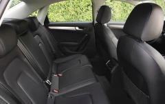 2011 Audi A4 interior