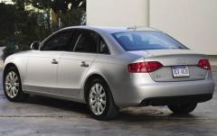 2011 Audi A4 exterior