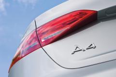 2012 Audi A4 2.0T Sedan quattro Tiptronic exterior