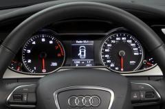 2013 Audi A4 interior