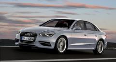 2014 Audi A4 2.0 T Sedan FrontTrak Multitronic Photo 3
