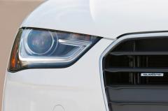 2014 Audi A4 2.0 T Sedan FrontTrak Multitronic exterior