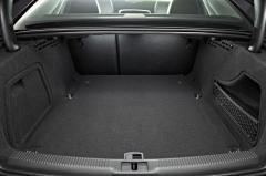 2015 Audi A4 interior