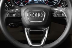 2017 Audi A4 interior