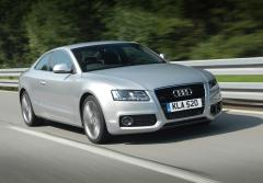 2009 Audi A5 Photo 1