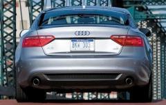 2010 Audi A5 exterior