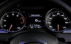 2010 Audi A5 interior