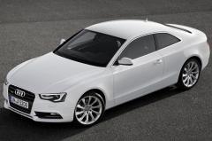 2013 Audi A5 exterior