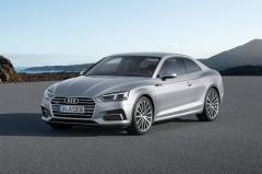 2018 Audi A5 exterior
