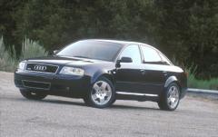 1998 Audi A6 exterior