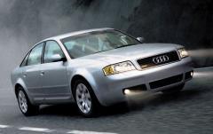 2001 Audi A6 exterior