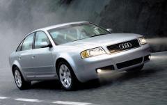 2002 Audi A6 exterior