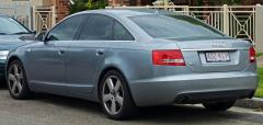 2005 Audi A6 Photo 3