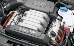 2006 Audi A6 exterior