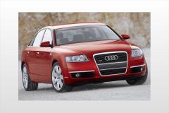 2008 Audi A6 exterior
