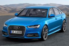 2016 Audi A6 exterior