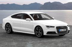 2016 Audi A7 3.0T Premium quattro exterior