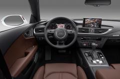 2016 Audi A7 3.0T Premium quattro interior