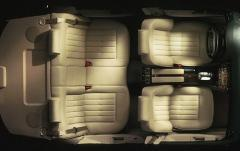1997 Audi A8 interior