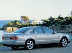 1997 Audi A8 Photo 4