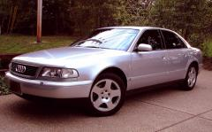 1997 Audi A8 Photo 5