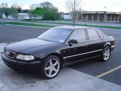 1997 Audi A8 Photo 1