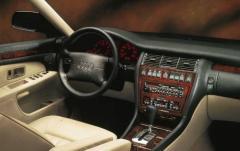 1998 Audi A8 interior