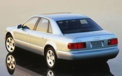 1999 Audi A8 exterior