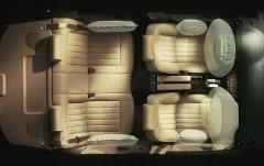 1999 Audi A8 interior