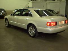 1999 Audi A8 Photo 2