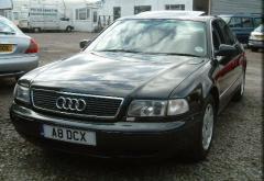 1999 Audi A8 Photo 3