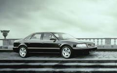 2000 Audi A8 exterior