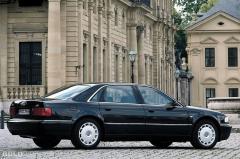 2000 Audi A8 Photo 3
