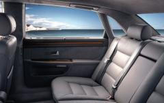 2001 Audi A8 interior