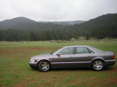2001 Audi A8 Photo 2