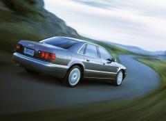 2001 Audi A8 Photo 3