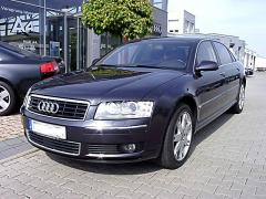2002 Audi A8 Photo 2