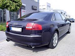 2002 Audi A8 Photo 3