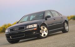 2002 Audi A8 Photo 1