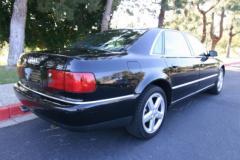 2002 Audi A8 Photo 6