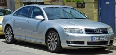 2003 Audi A8 Photo 2