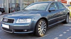 2003 Audi A8 Photo 3