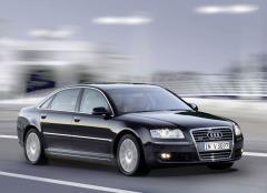 2003 Audi A8 Photo 4